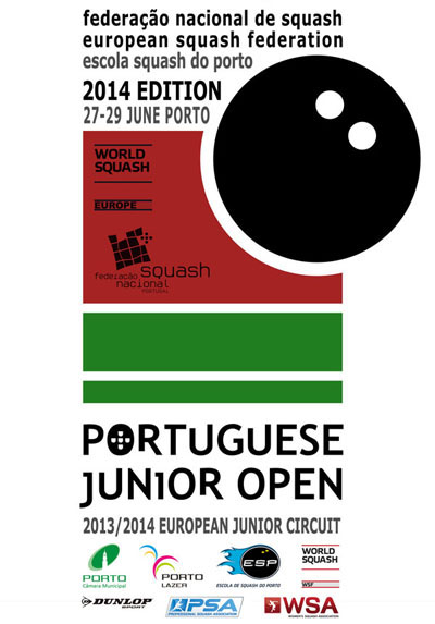 cartel open junior portugues 2014